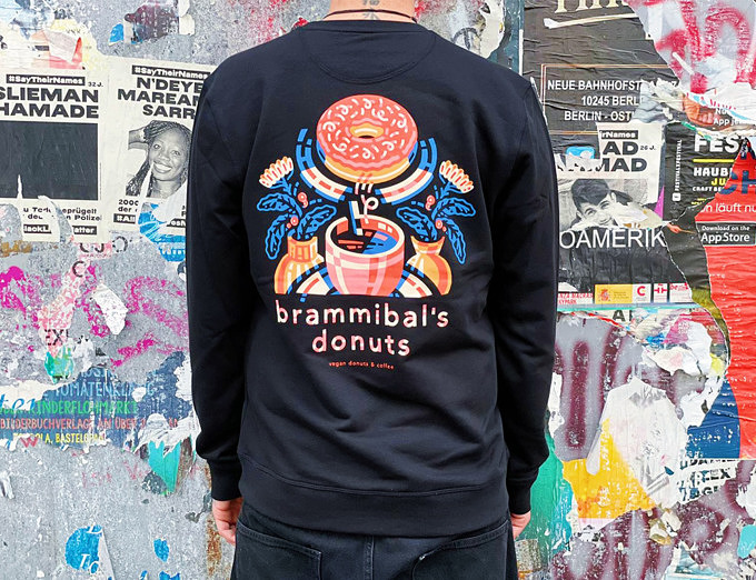 Brammiball's, Merch