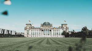 Bundestag, Reichtstag, Berlin