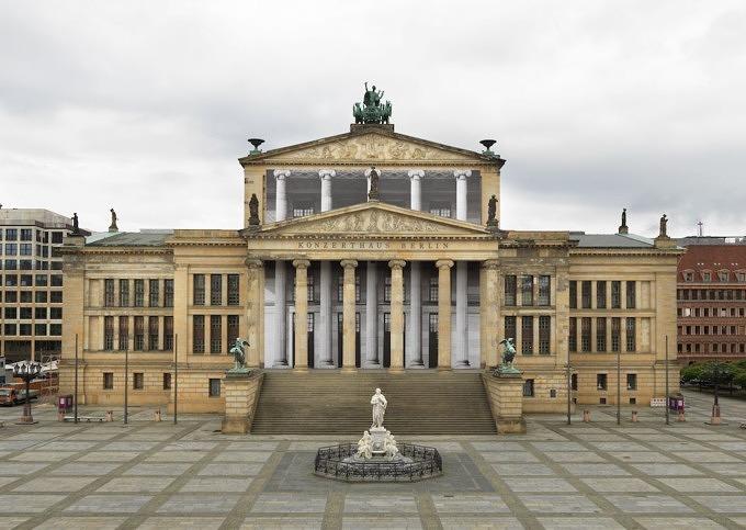 Konzerthaus Berlin, Amplifier, Bettina Pousttchi