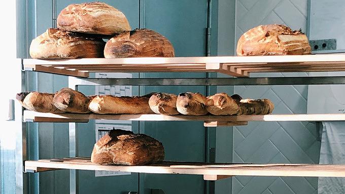 Brodstätte, Brot