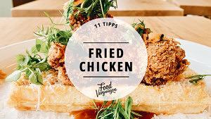 Chicken Waffles, Frühstück 3000