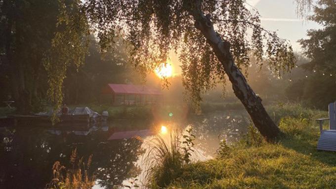 Kanuverleih, Camping