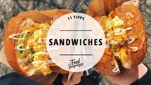 44Brekkie, Sandwiches