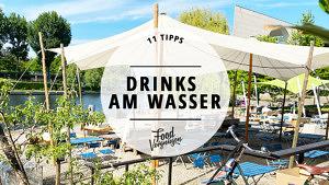 Drinks am Wasser, Guide, Biergarten, Spree