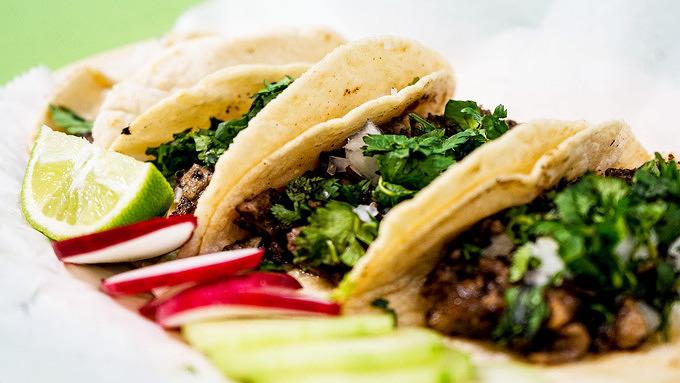 Tacos, Taquería el Oso, Prenzlauer Berg