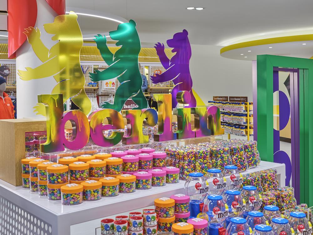 Spaß in allen Farben: Das erwartet euch im neuen M&M'S Flagship-Store am Ku'damm